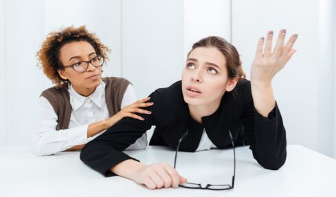 Unhappy Workforce - People Development Magazine