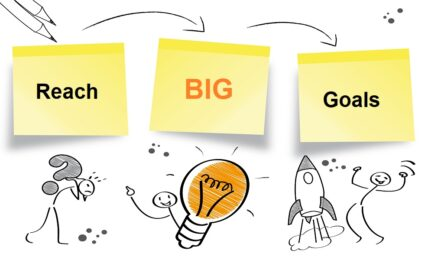 Reach Big Goals - People Development Magazine