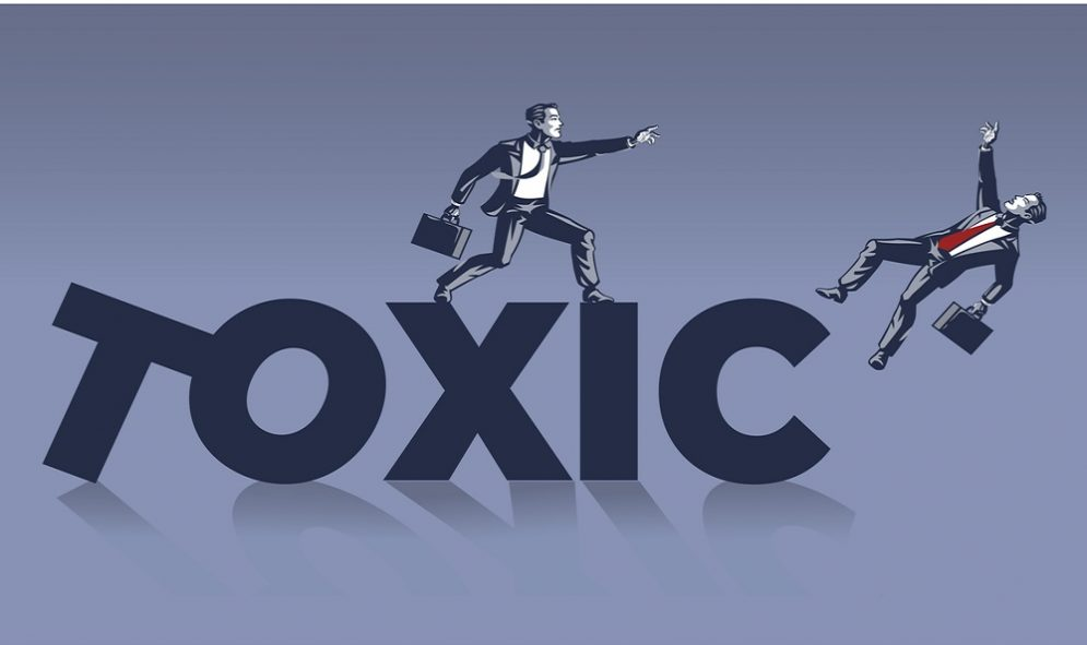 What To Do If You Have A Toxic Colleague - People Development Magazine