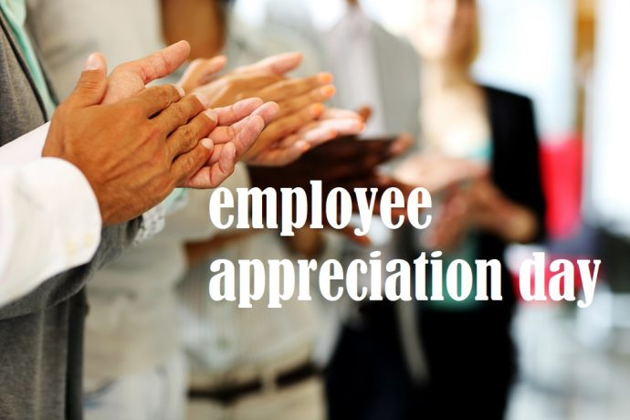 employee appreciation day - people development network