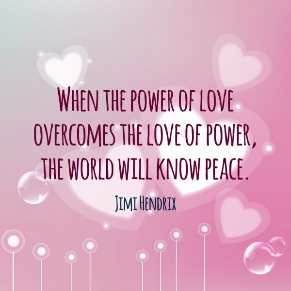 The Power of Love - People Development Magazine