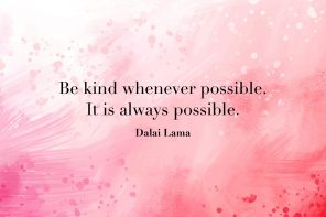 Be Kind Whenever Possible - People Development Magazine