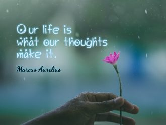 Our Life is What Our Thoughts Make It - People Development Magazine