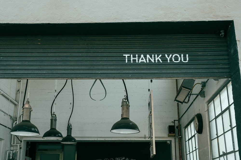 Not Saying Thank You - People Development Magazine