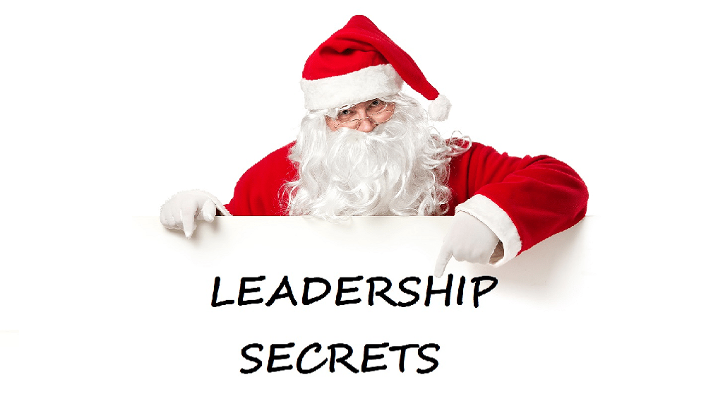 Santa's Leadership Secrets Revealed - People Development Magazine