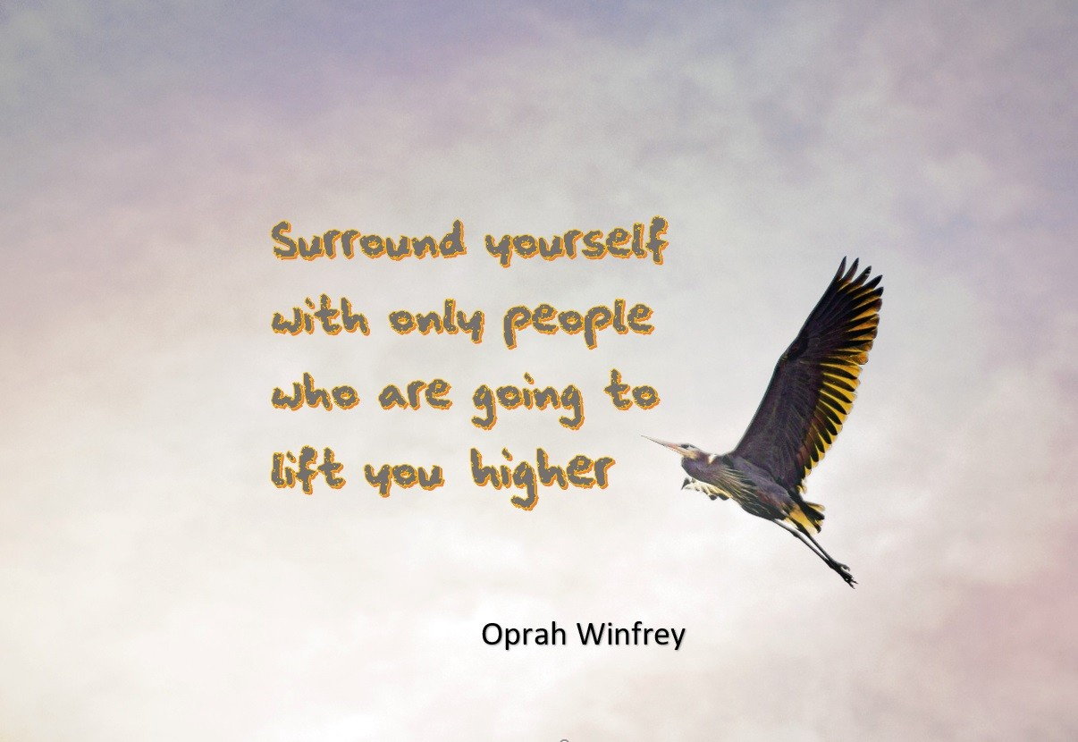 Surround Yourself With Only People - People Development Magazine