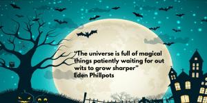 Spooky Halloween Quotes No 4