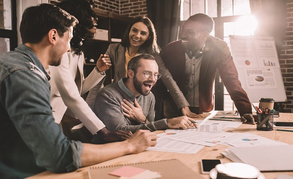 Laughing Your Way Into Wellbeing Every Day - People Development Magazine