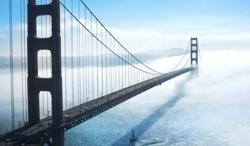 Image of a bridge connecting us