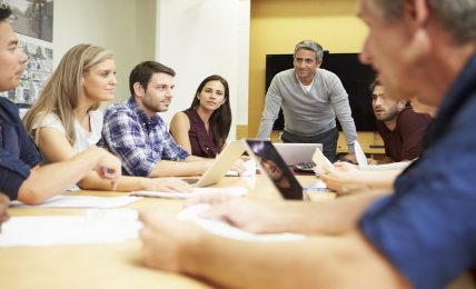 Creating Spaces For Conversations - People Development Magazine